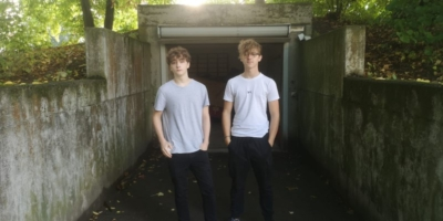 Klasse 8a: Keanu und Finn